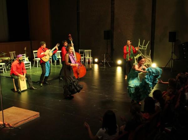 Descobrim el flamenc