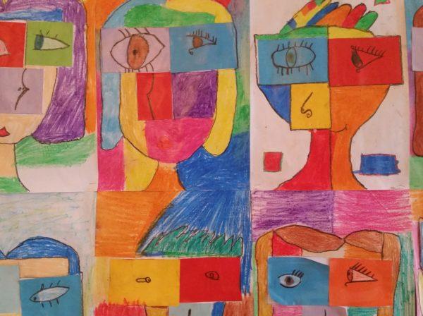 Artistes com Picasso!