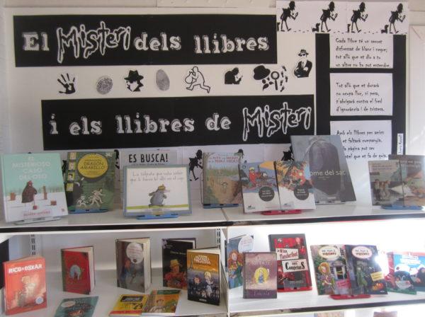 Els llibres de misteri i el misteri dels llibres