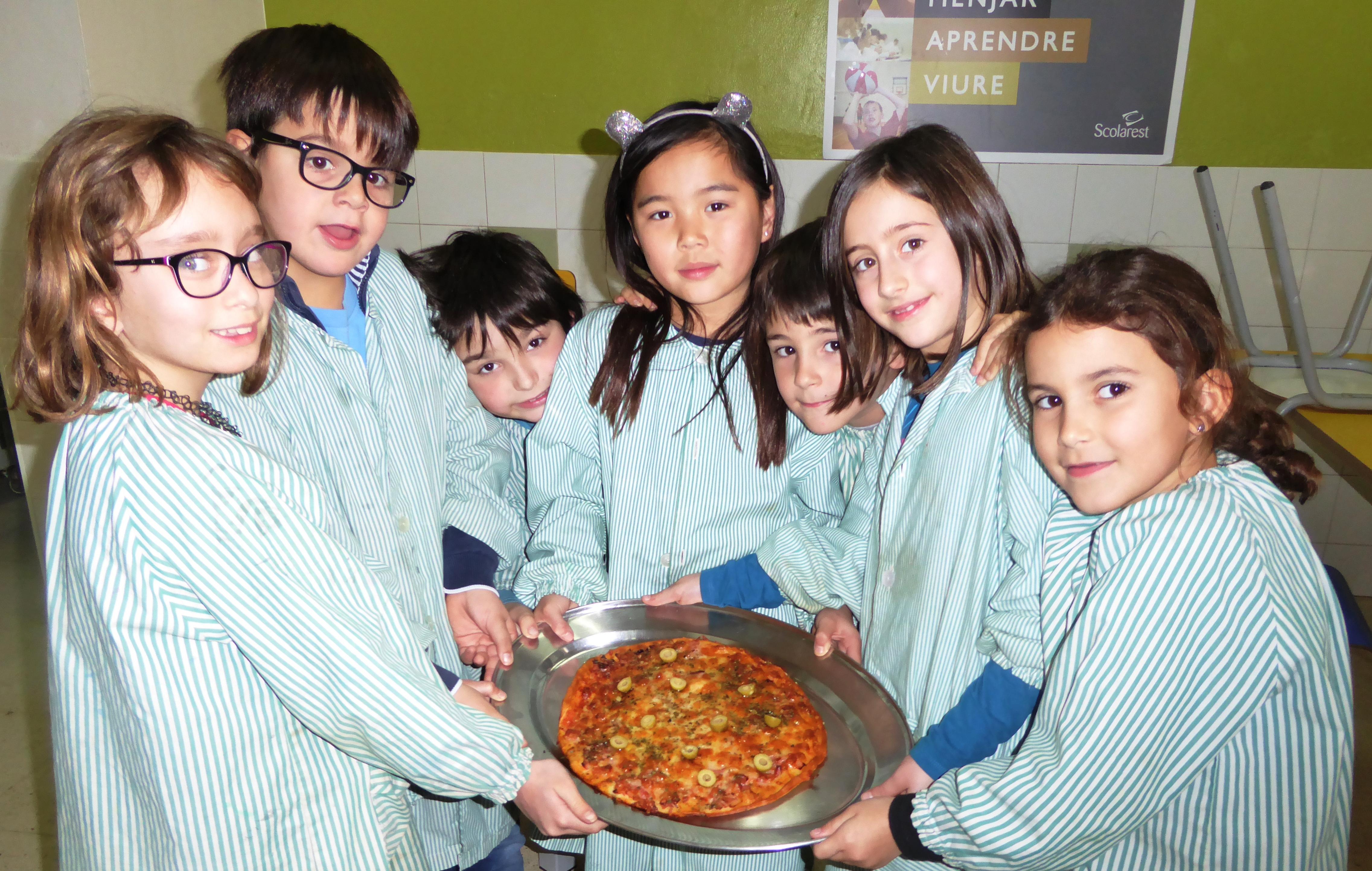 Cooking: El taller de cuina a cicle inicial
