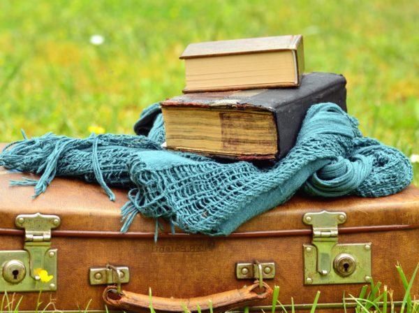 Les nostres maletes viatgeres a punt per iniciar un nou recorregut!