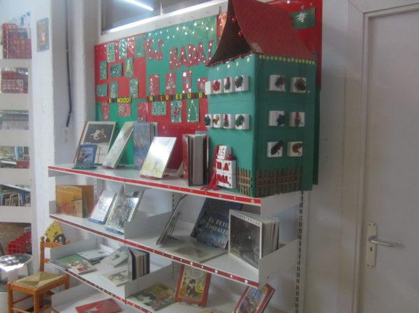 Arriba el Nadal a la Biblioteca!