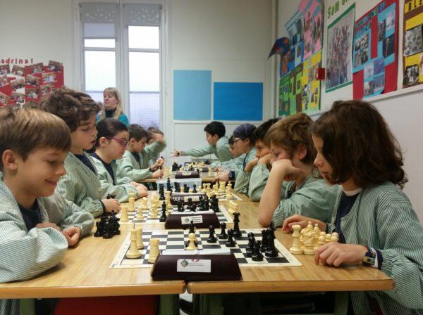 Escac i mat a cinquè i a quart!