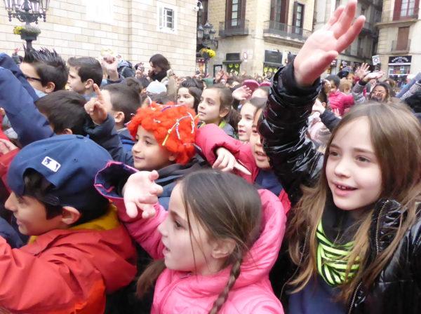 Llegim el pregó i celebrem la Festa Major d'hivern