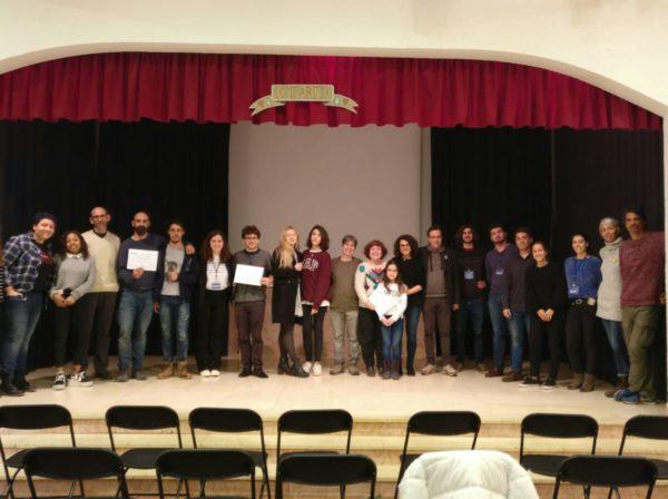 Acte de comiat dels voluntaris del projecte AIESEC