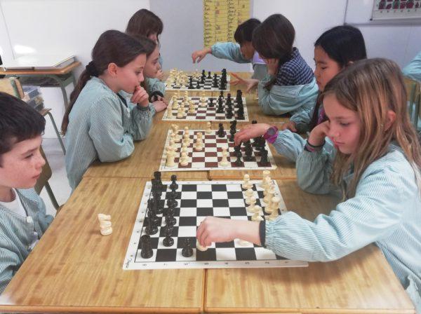 Tornen els escacs!
