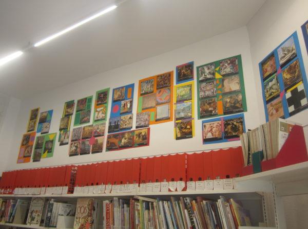 Art i llibres: un projecte interdisciplinari comú