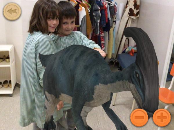 Dinosaures a l'escola