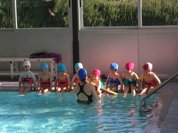 Els Cargols anem a piscina !