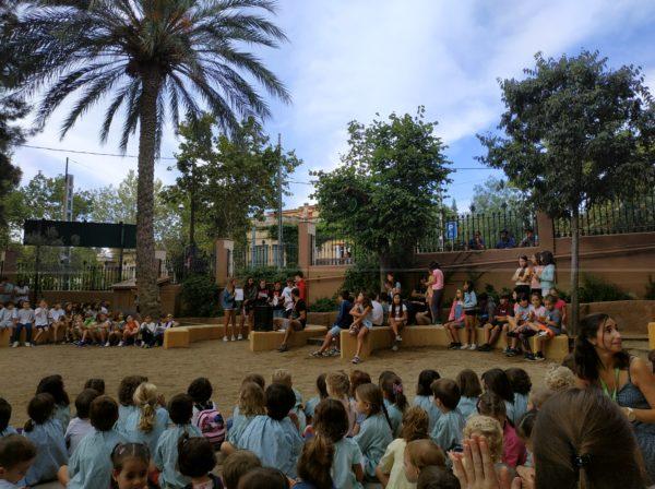 L'Escola Projecte pel futur de la Terra!