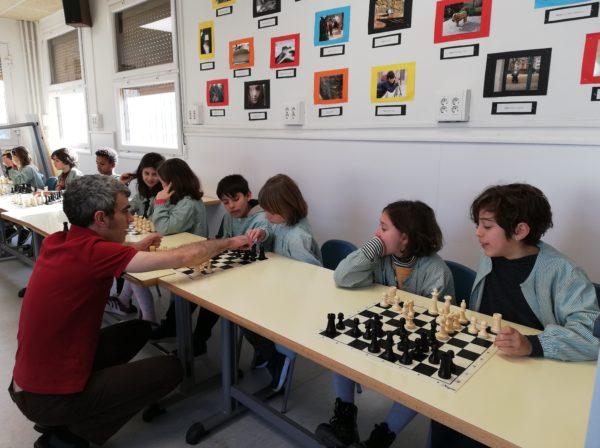 Tornen els escacs a Projecte!