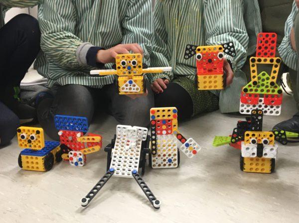 Construïm robots!